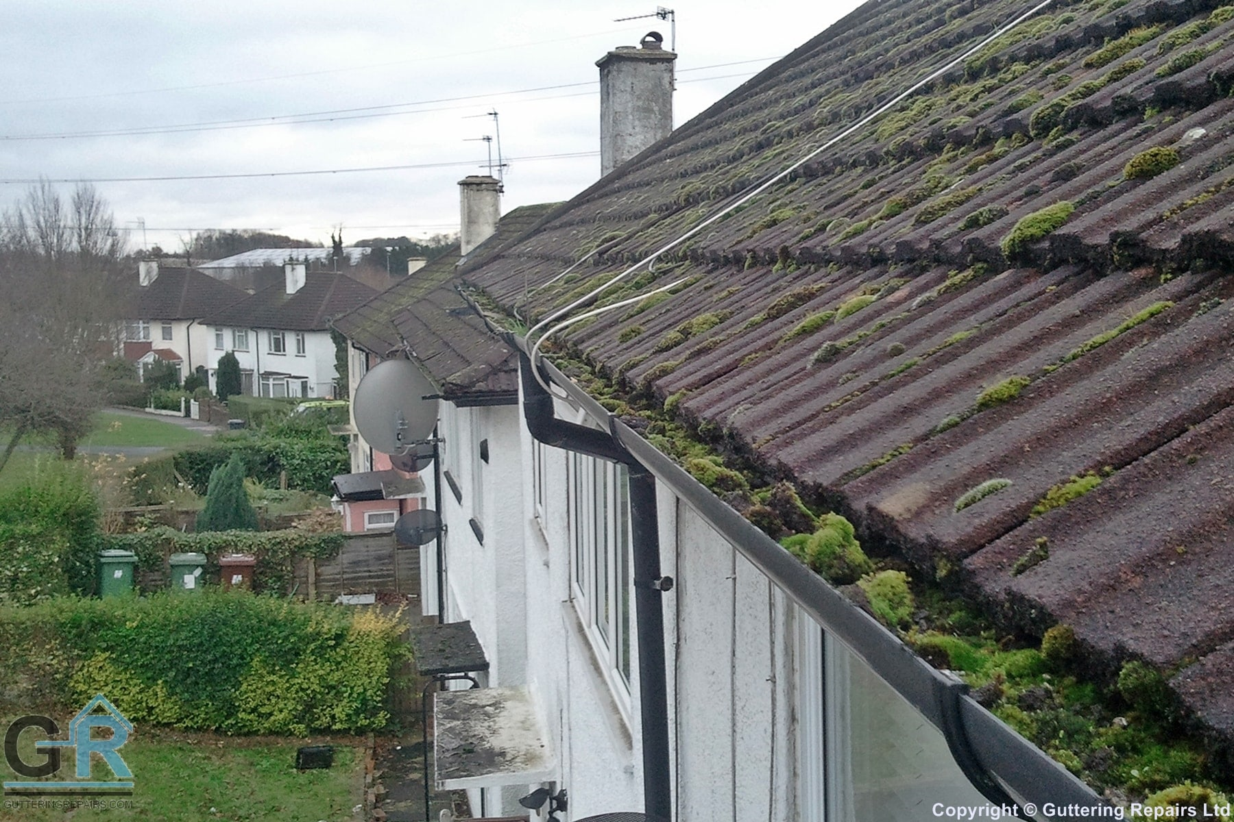 Guttering, Roofing and Scaffolding Services